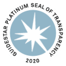 Seal Of Transparency 2019 Platinum